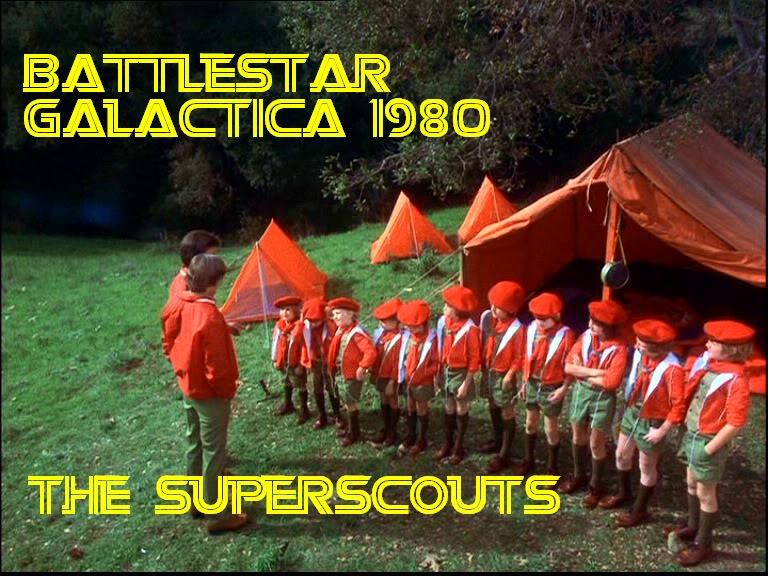 Galactica Super Scouts