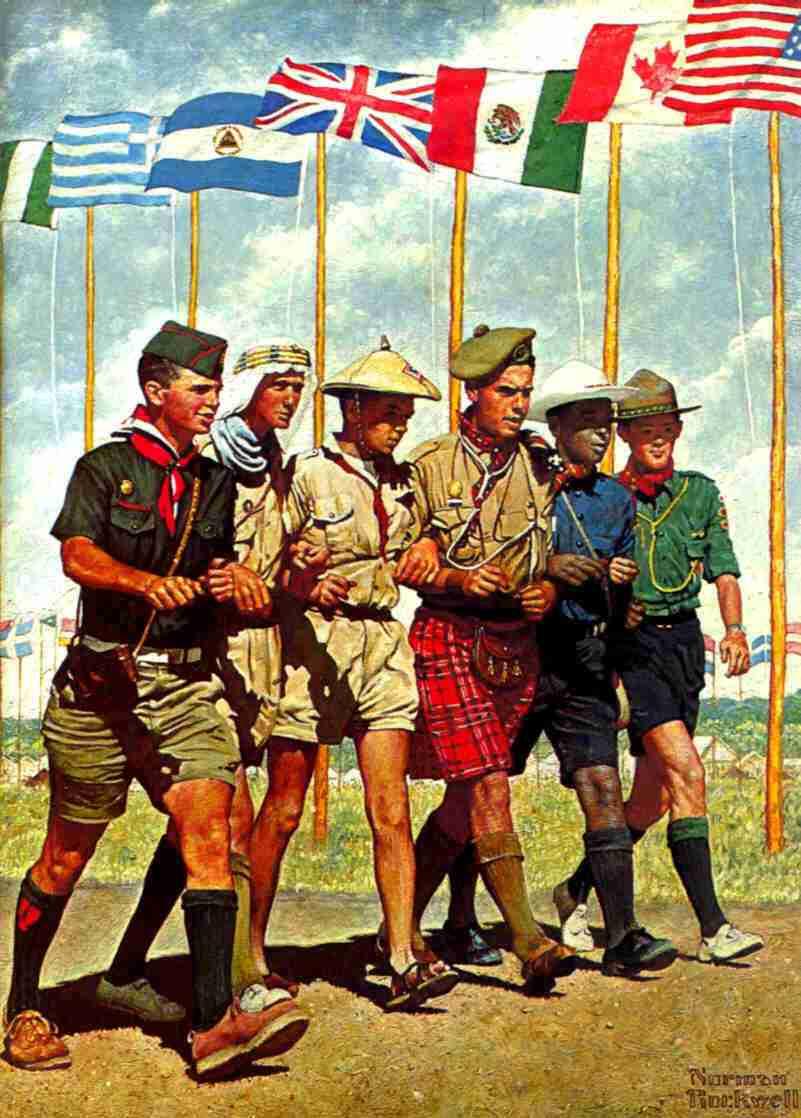 SCOUT'S HONOR Part 5: A Scout isFriendly