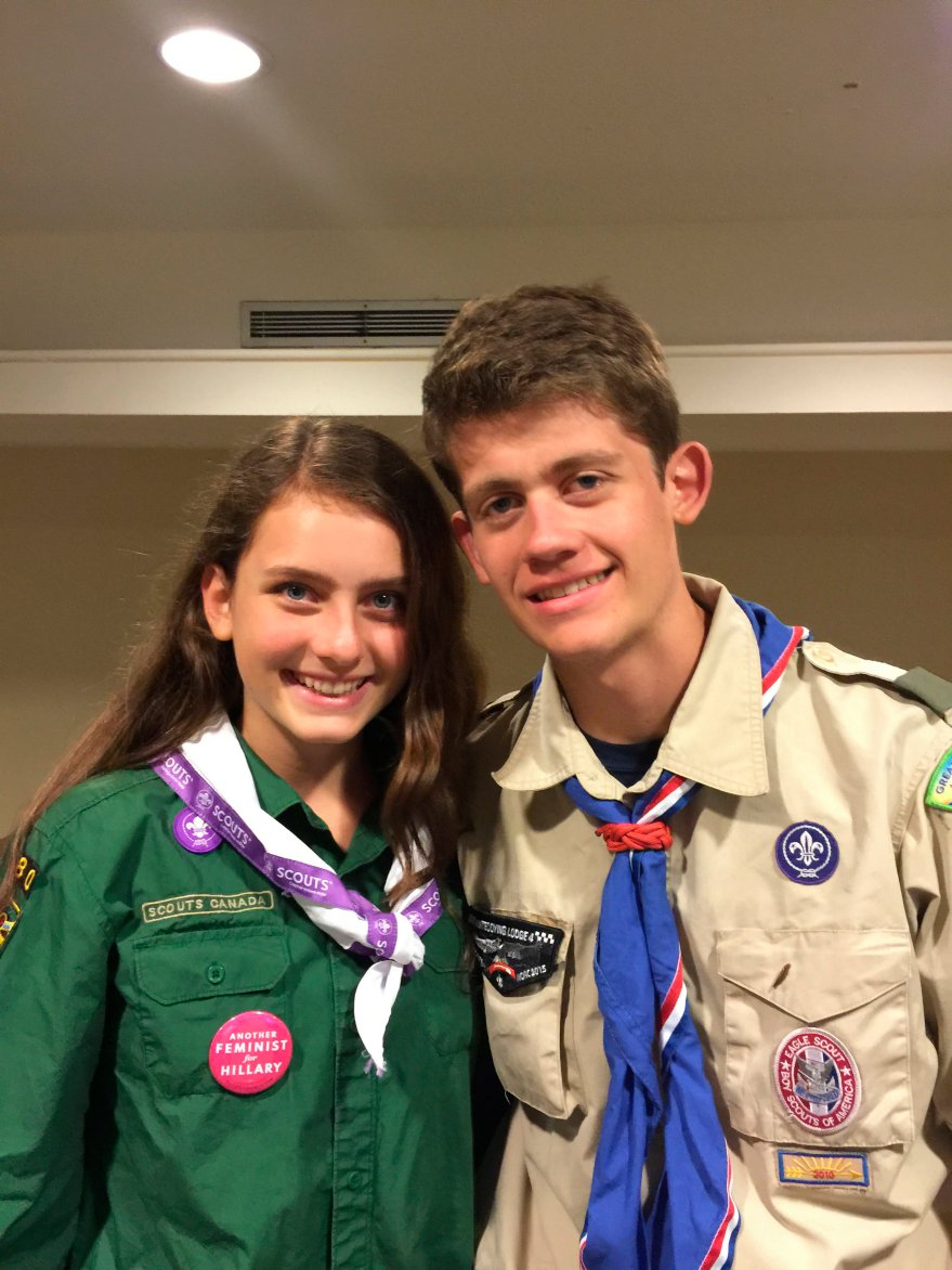 CROWDER: Boy Scouts ARE DEAD: How Feminism Is Destroying Young Men…