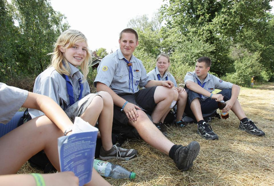 The Hell With the Boys:  Coed Scouting? 5 Research-Based Reasons Girls And Boys Should ScoutTogether
