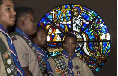 The Boy Scouts Admit Girls, Failure