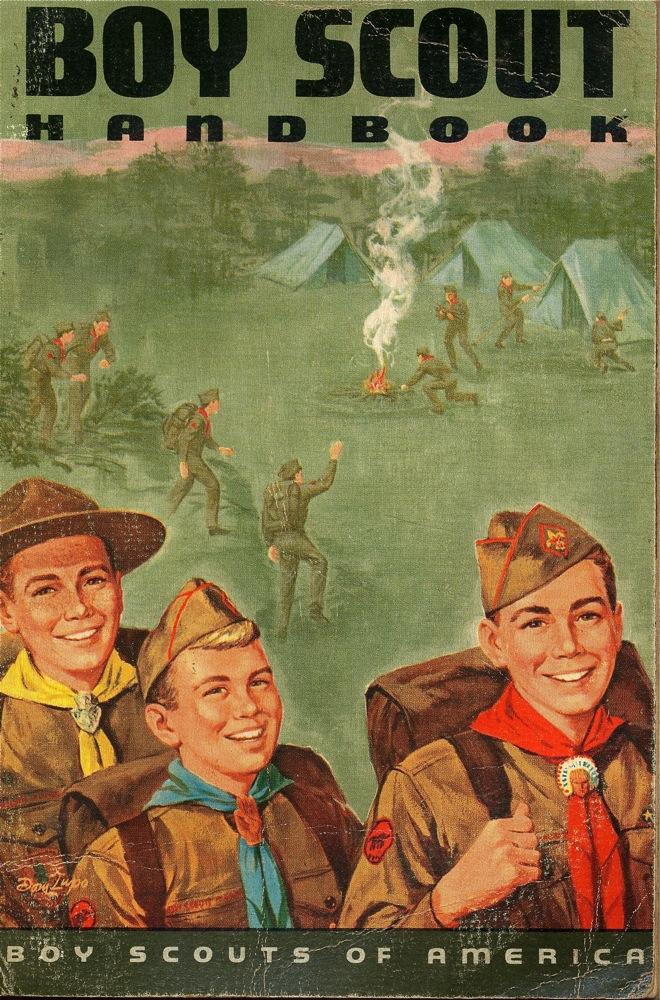 1967 Boy ScoutHandbook