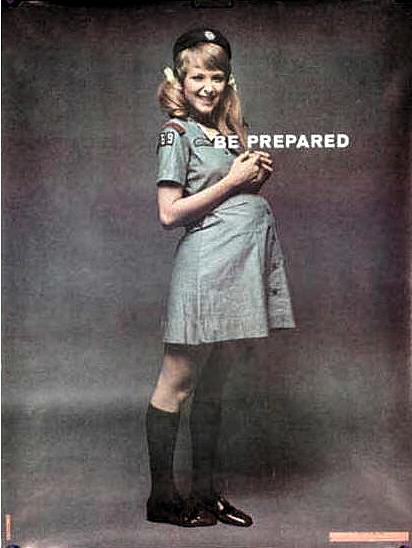 Be Prepared – vintage meme by an unknown shitlord