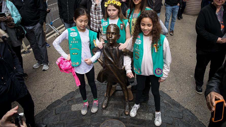 Girl Scouts sue Boy Scouts for trademark infringement