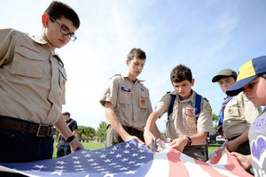 Boy Scouts 100 years ago vs. now: What'schanged?