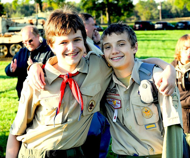 Queer Scouts? Beginning Today The Boy Scouts of America—Which Now Admits Girls—Will Be Known Simply As the ScoutsBSA