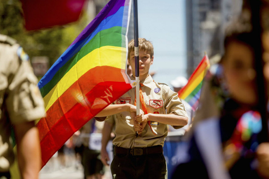 2015: Why Boy Scouts stance on gay leaders leaves it in limbo – CSM