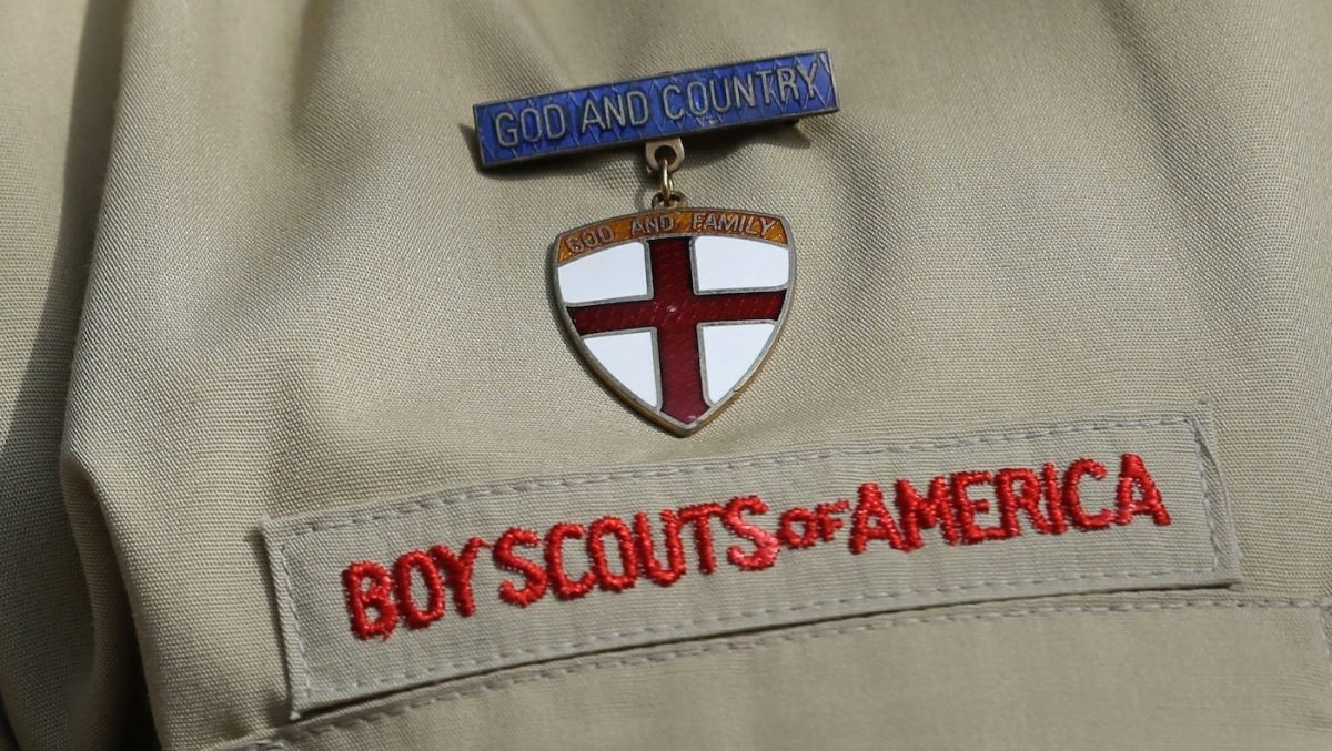 BOY Scouts No More, as Girls Officially Allowed to Join
