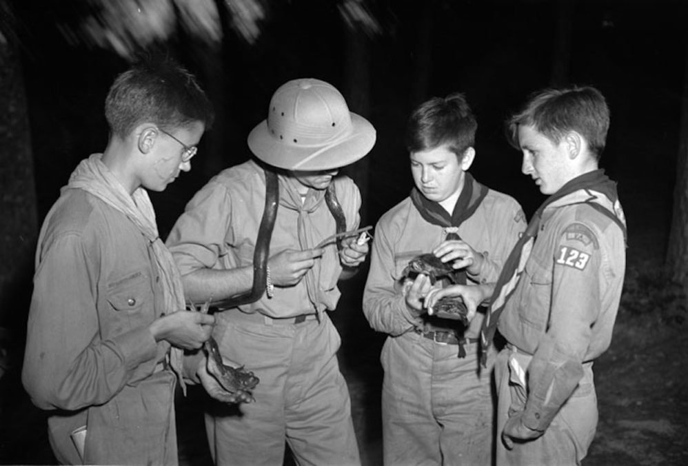 Federalist: What's Wrong With The Boy Scouts Goes Deeper Than Social Issues IntoCowardice